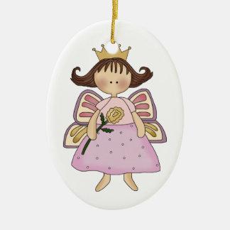 Ornamento da princesa da borboleta