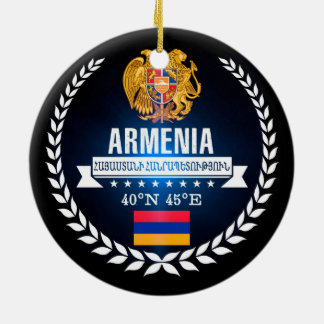 Ornamento De Cerâmica Arménia