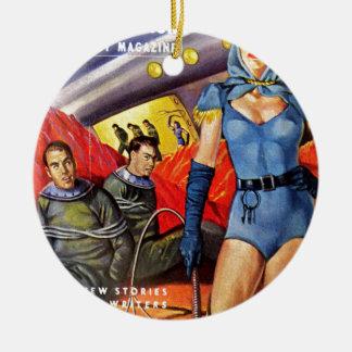Ornamento De Cerâmica Astronautas prisioneiros