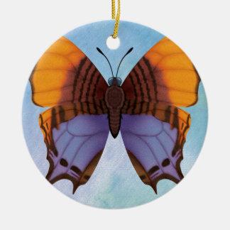 Ornamento De Cerâmica Borboleta de Daggerwing do amor perfeito