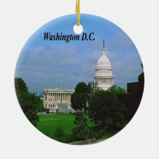 Ornamento De Cerâmica C.C. de Washington
