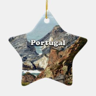 Ornamento De Cerâmica Cabo a Dinamarca Roca: Portugal