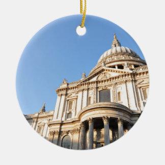 Ornamento De Cerâmica Catedral de Saint Paul em Londres, Reino Unido