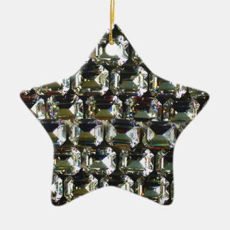 Ornamento De Cerâmica Cristais de rocha