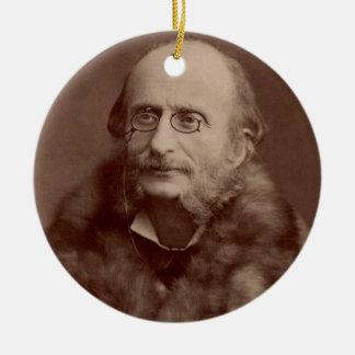 Ornamento De Cerâmica Decoração do Natal de Jacques Offenbach