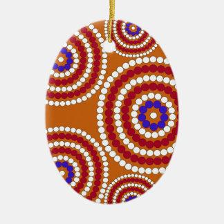 Ornamento De Cerâmica Edição aborígene