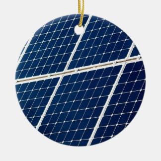 Ornamento De Cerâmica Energias solares