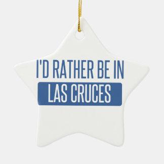 Ornamento De Cerâmica Eu preferencialmente estaria em Las Cruces