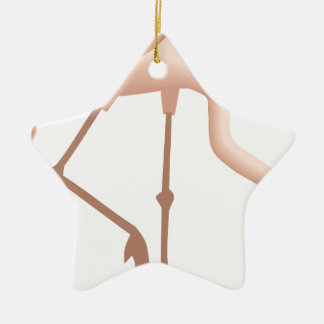 Ornamento De Cerâmica flamingo #11