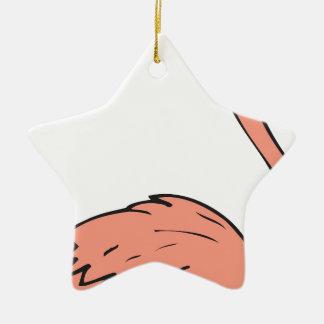 Ornamento De Cerâmica Flamingo #6