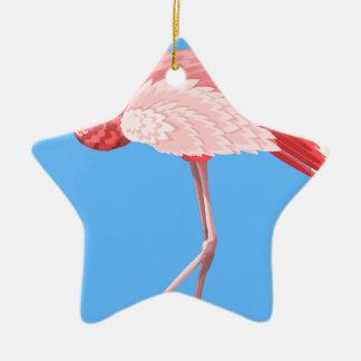 Ornamento De Cerâmica flamingo #7