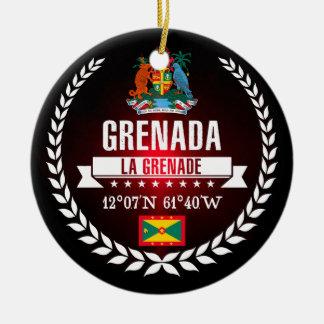 Ornamento De Cerâmica Grenada
