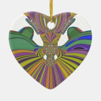 Ornamento De Cerâmica Impressão de cores contemporâneo do design moderno