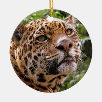 Ornamento De Cerâmica Jaguar inquisidor