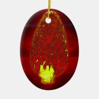Ornamento De Cerâmica Lite feericamente
