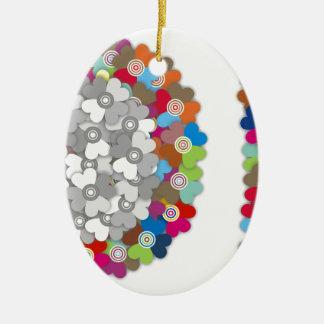 Ornamento De Cerâmica Moda