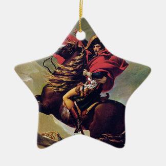 Ornamento De Cerâmica Napoleon