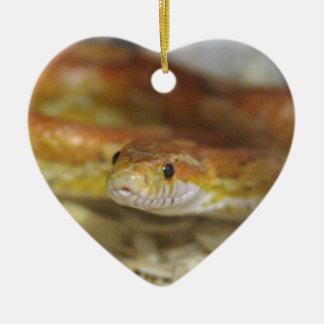 Ornamento De Cerâmica oj o cobra