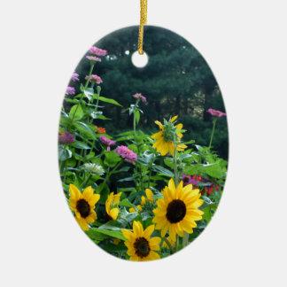 Ornamento De Cerâmica Opinião do jardim