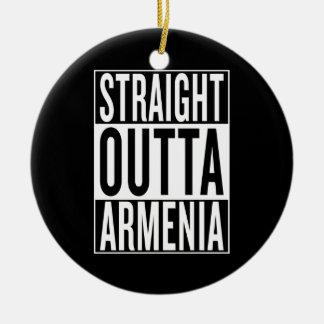 Ornamento De Cerâmica outta reto Arménia