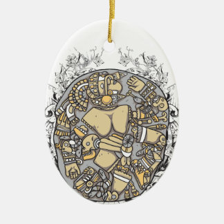 Ornamento De Cerâmica partes do corpo do vintage junto