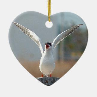 Ornamento De Cerâmica pássaros