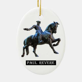 Ornamento De Cerâmica Paul Revere (Massachusetts)