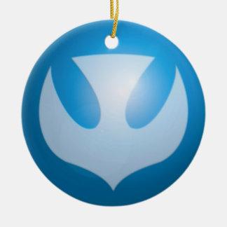 Ornamento De Cerâmica Paz para o Natal