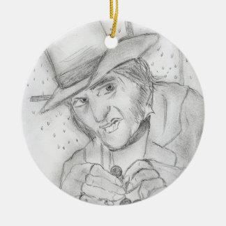 Ornamento De Cerâmica Scrooge