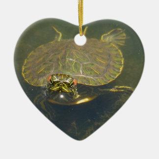 Ornamento De Cerâmica tartaruga
