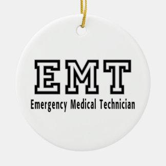 Ornamento De Cerâmica Técnico médico da emergência