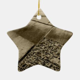 Ornamento De Cerâmica Terra do ar