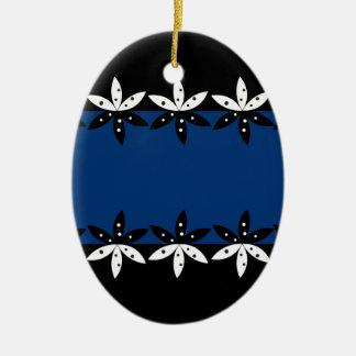 Ornamento De Cerâmica Teste padrão 1