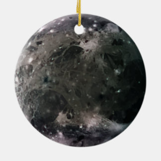 Ornamento De Cerâmica To the moon and back