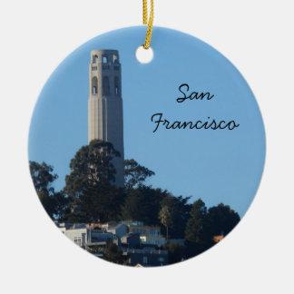 Ornamento De Cerâmica Torre San Francisco de Coit