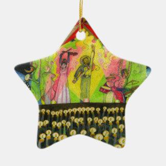 Ornamento De Cerâmica Um-Poderoso-Árvore-Página 34