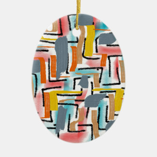 Ornamento De Cerâmica W-artistic