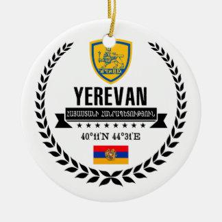 Ornamento De Cerâmica Yerevan