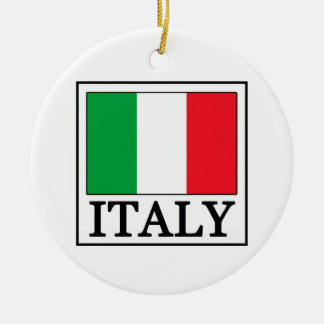 Ornamento de Italia