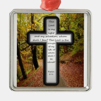 Ornamento De Metal 27:1 do salmo