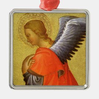 Ornamento De Metal Anjo do renascimento pelo mestre do bebê Vispo