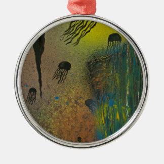 Ornamento De Metal Ascensão das medusa
