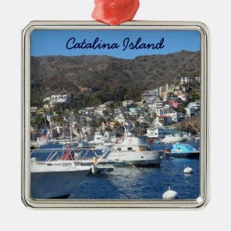 Ornamento De Metal Catalina, Califórnia