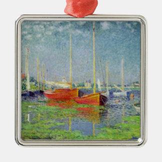 Ornamento De Metal Claude Monet | Argenteuil, c.1872-5