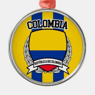 Ornamento De Metal Colômbia