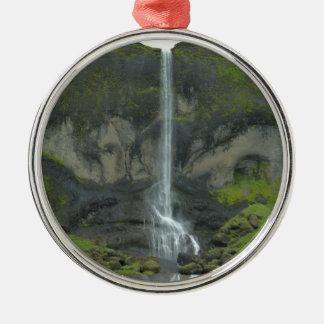 Ornamento De Metal Córrego da montanha em Islândia