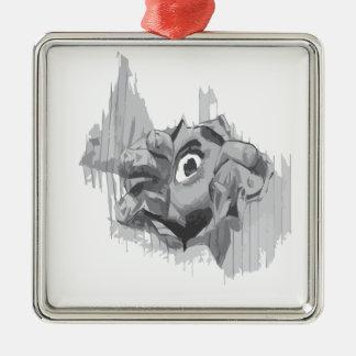 Ornamento De Metal Descoberta