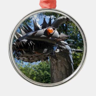 Ornamento De Metal Dragão do motociclista