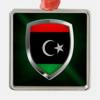 Ornamento De Metal Emblema metálico de Líbia