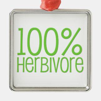 Ornamento De Metal Herbívoro 100%